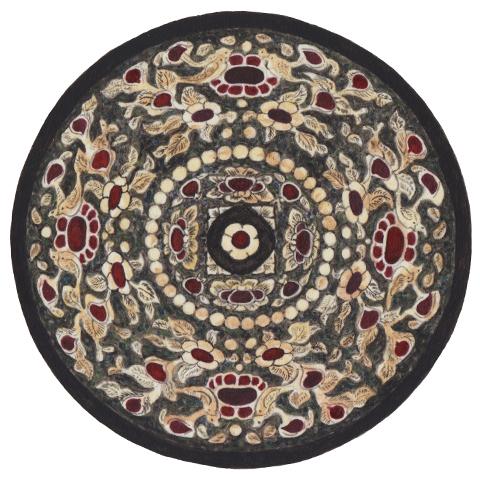 illust: 平螺鈿背円鏡(へいらでんはいのえんきょう)