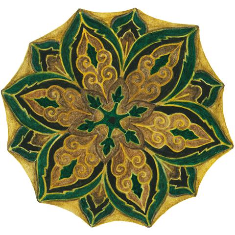 illust: 黄金瑠璃鈿背十二稜鏡(おうごんるりでんはいのじゅうにりょうきょう)